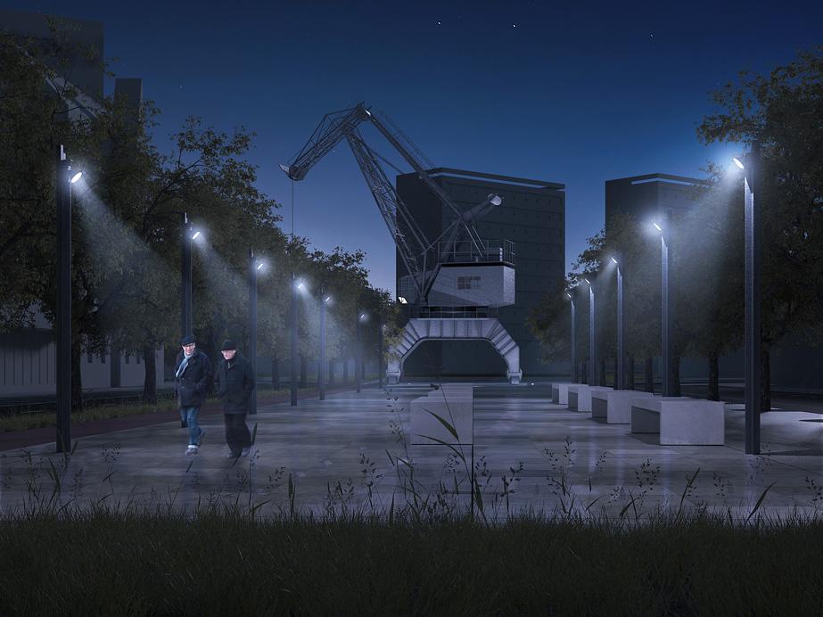 Dzwigozaur-noc